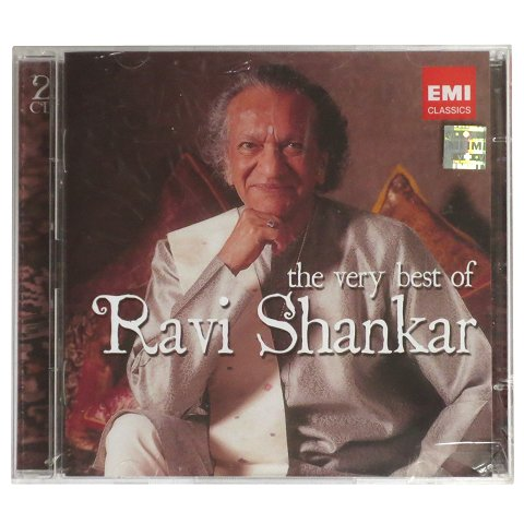 The Very Best of Ravi Shankar (2CD)