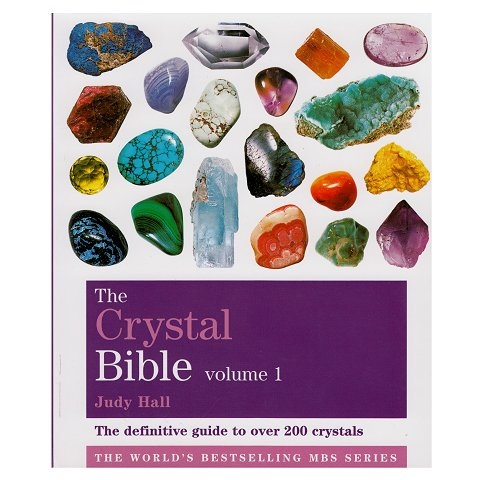 The Crystal Bible, Vol. 1 (Judy Hall)