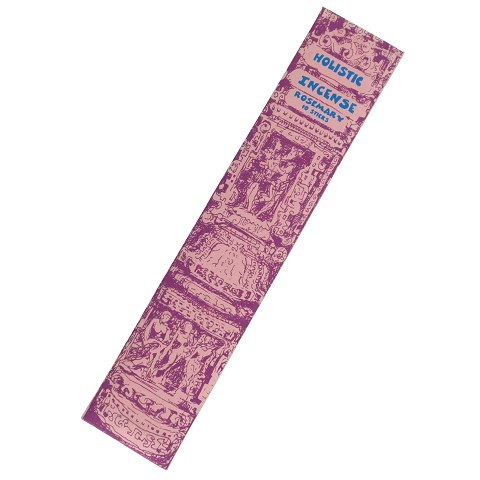 Rosemary holistic incense, 10 pcs.