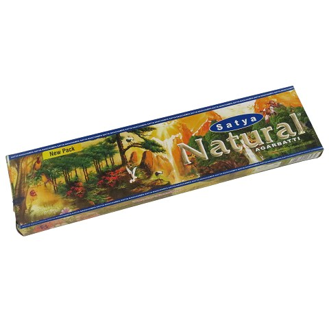 Natural incense, 45 g.