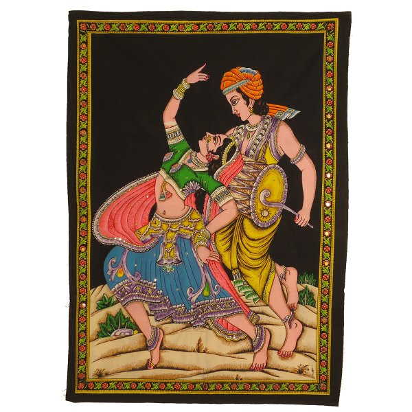 Tapestry folk dance